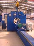 Galvanized Light Pole Welding Machine / Automatic Seam Welding Machine