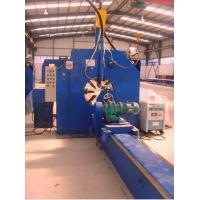 China Galvanized Light Pole Welding Machine / Automatic Seam Welding Machine on sale