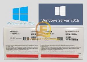 China Full Version Sealed Windows Server 2016 OEM System Builder Pack DVD Meida on sale