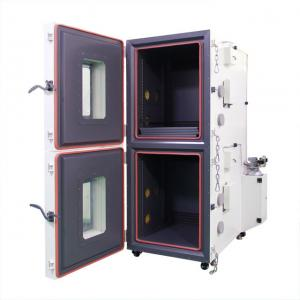 China China technical high accuracy temperature environment climatic test chamber on sale