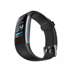China TFT Heart Rate Monitor 0.96 Inch Intelligent Health Bracelet on sale