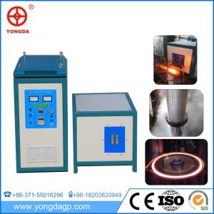 China 65kw igbt module industrical induction heating machine for metal heat treatment on sale