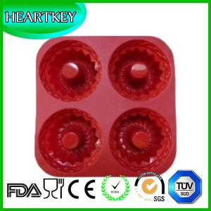 China FDA Quality Silicone Cake mold Sun Flower Jelly Mold DIY Soap baking Mold on sale