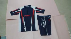 China Customized Sportswear - Ink Transfer Printing Popular Cycling Clothing on sale