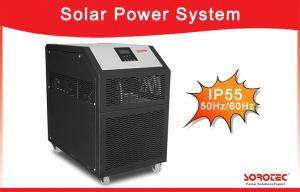 China Al aire libre de los sistemas eléctricos solares IP55 de baja fricción de la rejilla para las telecomunicaciones supplier
