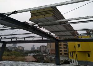 China Great Design Steel Shed Buildings , Light Steel Frame Building Construction on sale