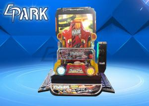 China 3D Video Race Car Arcade Machine Coin Operated 1 Year Warranty on sale