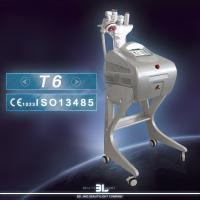 600W 10MHz Tripolar Body Slimming Machine , body sculpting machine