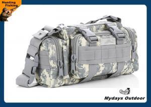 China Medium Men White Camo Duffle Bag Combined ACU digital 3L 1000D Oxford on sale