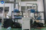 LDPE PVC Pulverizer Machine , High Yield Plastic Milling Machine Low Power Consumption