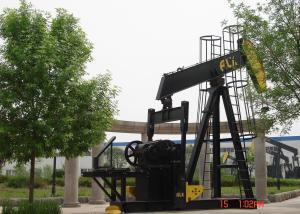 China Conventional Walking Beam Pumping Units , API 11E Standard Oil Field Pumping Units on sale