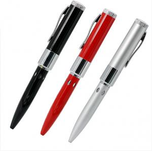 China Promo   4gb  Secure  Ball Pen USB Flash Drive , Small Usb Memory Stick 135*14mm on sale