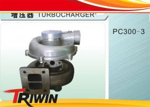 China Professional Komastu turbochargers , PC300 turbochargers In Diesel Engines S6D125 6152-81-8100 on sale