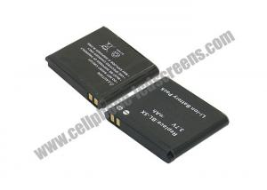 China Black Portable High Capacity Cell Phone Lithium-Ion Battery BL-5X For Nokia 8800 on sale
