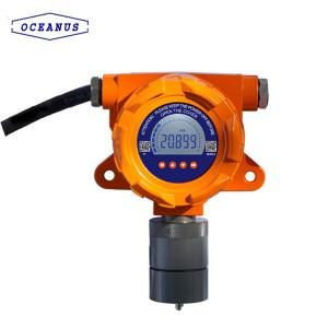 China OC-F08 Fixed Ethanol C2H5OH gas detector with remote monitor and alarm function on sale