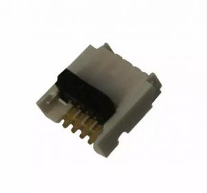 China Active Part Status FFC Cable Connector CONN FFC FPC 4POS 0.50MM 0.020 Pitch on sale