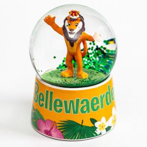 China American the Lion King disney ceramic snow globes on sale