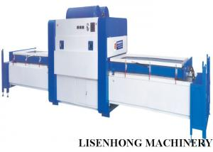 China Artificial Doors Vacuum Laminating Machine With Foreign Vacuum Pump on sale