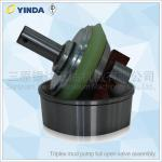 Triplex Mud Pump Parts Full Open Valve Assembly With Nbr Hnbr Pu Rubber Seal Api-7k Certified