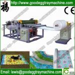 EPE +EPE Foam Sheet to Sheet Bonding Machine