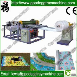 China High density epe foam sheet laminating machinery on sale