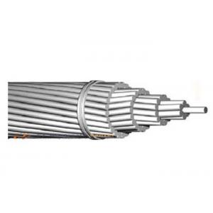 China Overhead OPGW Fiber Cable Aluminum Steel Reinforced AAC ACSR Conductor on sale