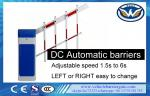 L/R Changeable Automatic Barrier Gate Fence Arm 1m-6m Length Remote Control
