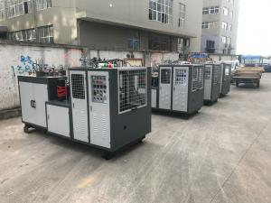 Open Cam Paper Cup Making Machine One Side PE Coated Paper