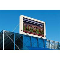 P12mm Outdoor Waterproof Sports Stadium LED Display with Video , nimation Function