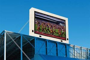 China P10 P8 P6.67 Advertising Stadium Led Display Video Wall Low Power Consumption on sale