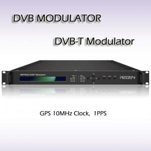 China Digital TV HDTV CATV DVB-T Modulator RMT9020 Applicable to MFN & SFN Digital TV Headend equipment on sale