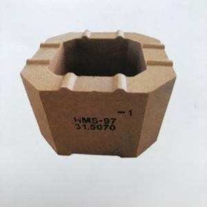 China MgO Magnesia Refractory Brick/Magnesia Brick For steel furnace on sale