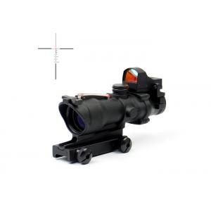 China Fibre combinée de vue de point de micro de l'AR de loupe optique rouge verte ouverte des vues 4x on sale