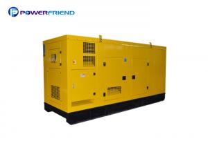 China Used 400kw 500kva 3 Phase Power Generator , Cummins Silent Genset 12 Months Warranty on sale