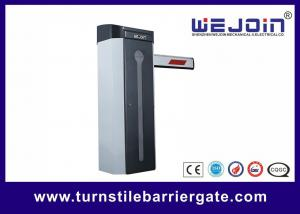 China Boom Intelligent Barrier Gate Automatic Parking System 120 Watt With AC Motor on sale