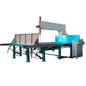 China D&T Automatic Vertical Foam Cutting Machines Cutting Foam with CE polystyrene cnc machine sponge cutting machine on sale