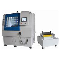 Metallographic Sample Cutting Machine with Max Cut Section 300x150 mm