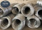 Silver Electro Galvanized Metal Wire Diameter 2.7mm In Coil Low Cost