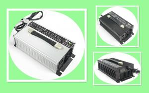 China 35A 24V Smart Battery Charger On Board With Mounting Feet / 24V Lithium Battery Pack on sale