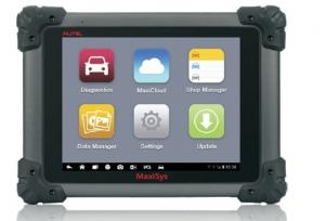China Autel MaxiSys MY908 / DS908 Auto Diagnostic Tools With Cortex-A9 Quad Core Processor on sale