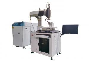 China Glass Frame Fiber Laser Welding Machine 400W Laser Power 1 Year Warranty on sale
