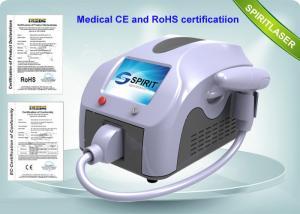 China Motee el laser del ND YAG del Q-interruptor del retiro en clínicas/el equipo cosméticos del cuidado de piel on sale