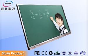 China Commercial Advertising Touch Screen Monitor Kiosk Digital Signage For Teaching on sale