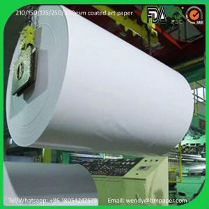 China HI KOTE brand 2side coated paper/magazine paper/couche paper 200gsm on sale