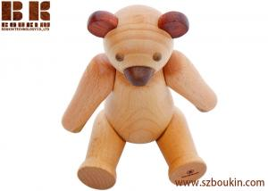 China promotion gift/daily Home Decoration christmas antique handmade wood craft for kid on sale
