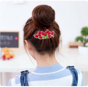 China 3D Effect Baby Girls Hair Clips For Fine Hair / Long Hair / Thick Hair on sale