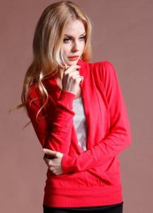 China fashion lady cardigan on sale
