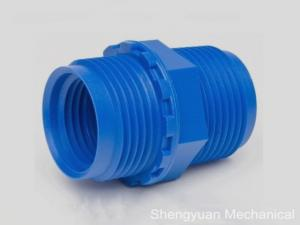 China ABS Machined Plastic Parts Internal And External Threads Plastic Injection on sale
