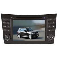 Audio Mercedes Comand NAVIGATION DVD Built in GPS / Microphone Support IPOD CLASSIC