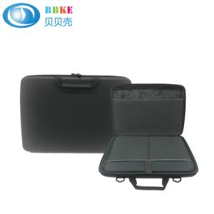 China Hard Shape EVA Laptop Case With Screen Printing / Notebook Carrying Bag on sale